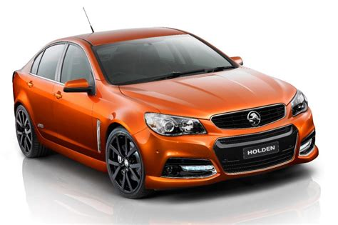 Holden Cars 2014 by 2014 Chevy Ss Gets Closer With Reveal Of New Holden