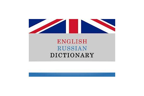 english russian dictionary apk download
