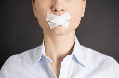 Silencing Censorship Istock Swearing Getty Hiring Manager
