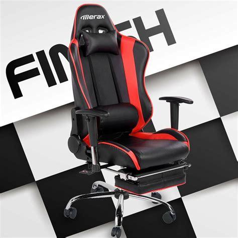 Gaming Recliner Chairs by Merax High Back Erogonomic Racing Gaming Chair Computer