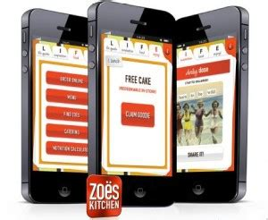 zoes kitchen launches  mobile app dallas food nerd