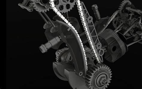 Ducati's Superquadro Engine