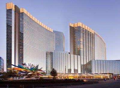 high tech luxury surveillance hotel aria resort
