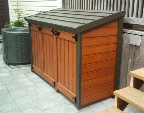 plan trash  shed plans home sweet home