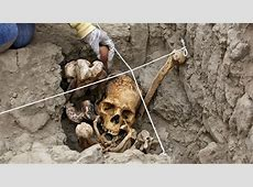 Four PreInca Burials Discovered at 1500yearold Site in