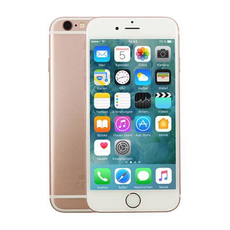 to get photos from mac to iphone apple iphone 6s 32gb ros 233 gold bei notebooksbilliger de