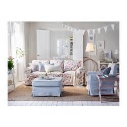 ikea ektorp 3er sofa ektorp three seat sofa videslund multicolour ikea