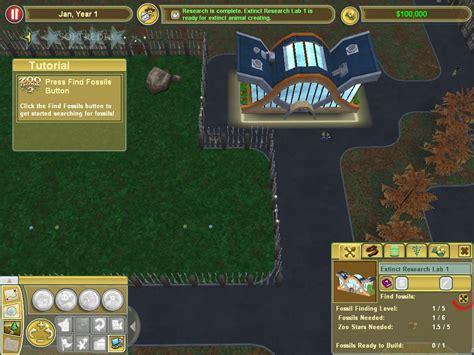Zoo Tycoon Dinosaur Digs Full Version Free