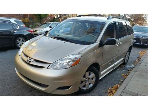 toyota sienna  sale  owner  brooklyn ny