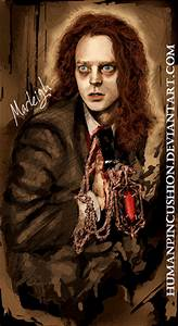 Brad Dourif as Charles Lee Ray by HumanPinCushion on ...