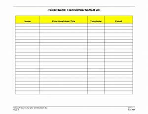 printable phone list template website resume cover letter With on call roster template