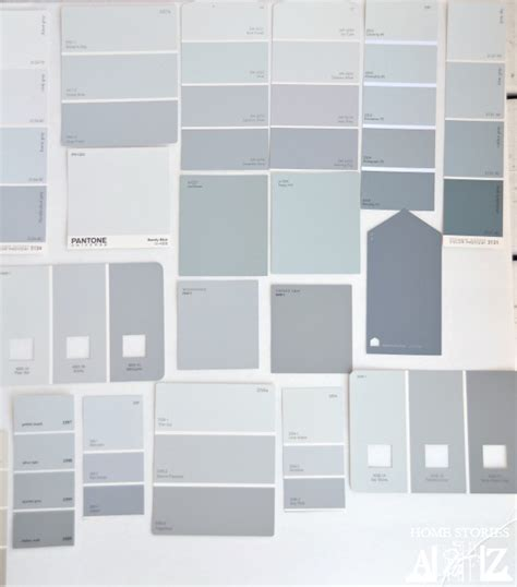 Gray Paint Color Ideas, Tips, And Examples  Home Stories