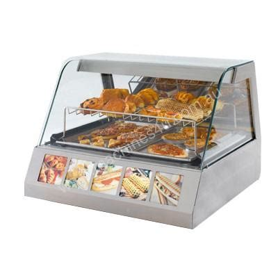 roller cuisine roller grill vvc800 food display cabinet in