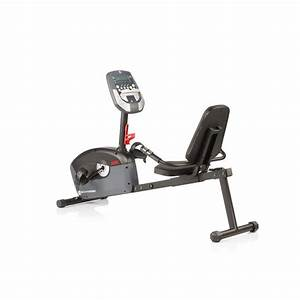 Schwinn Recumbent Exercise Bike 230 Manual