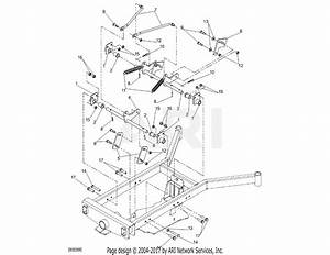 Dr Power 42 Inch Lawn Deck Parts Diagram For Mower Height
