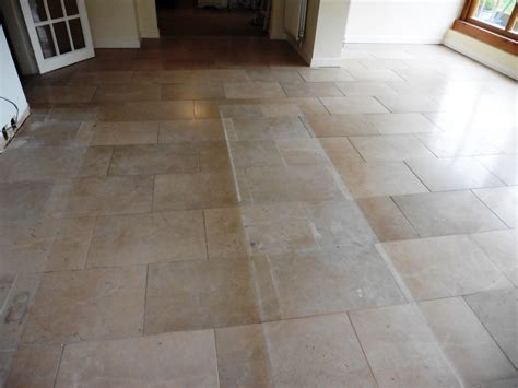 limestone floor tiles kitchen limestone kitchen and utility refurbished in shrewsbury 7113