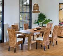 Dining Room Chairs To Complete Your Dining Table Dining Room Round Brown Wooden Table With Cylinder Base And Four Legs This Product Is Delivered Free To UK Mainland Addresses Call 0843 289 Height Marble Dining Table Feat Height Black Leather Dining Chairs