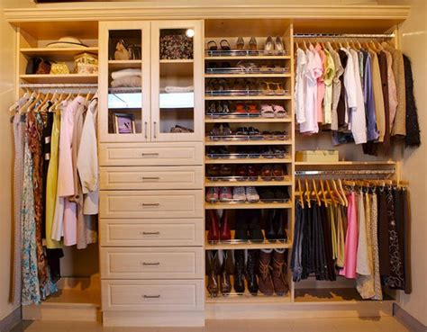 bedroom closet organizer clothing storage ideas