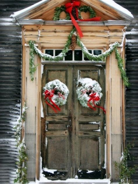 best christmas ornaments with doors design