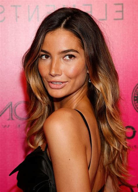 celebrity ombre hair style  women   styles weekly