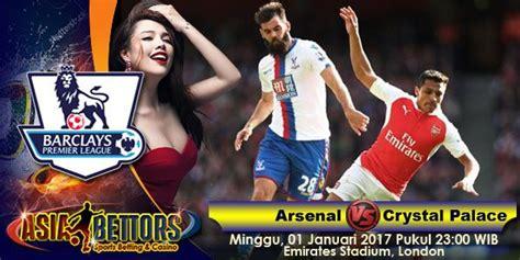 Prediksi Arsenal vs Crystal Palace, Preview Arsenal vs ...