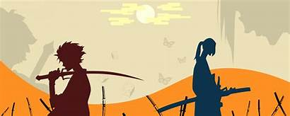 Samurai Champloo Jin Mugen Anime Wallpapers Cartoon