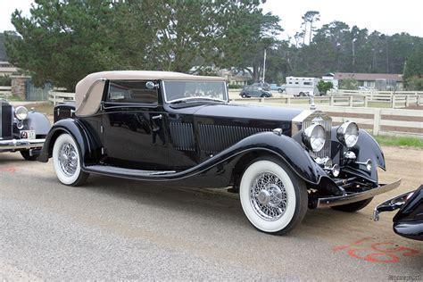 roll royce suv interior 1931 rolls royce phantom ii continental supercars net