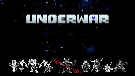 Star Wars Epic Pictures Undertale Au Underwar Characters By Bluewolfartista On Deviantart