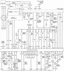 94 Mercury Sable Wiring Diagram
