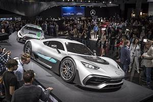 Amg Project One : project one leads the mercedes amg pack in la carscoops ~ Medecine-chirurgie-esthetiques.com Avis de Voitures