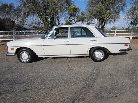 mercedes 1972 benz 280se door sedan lot