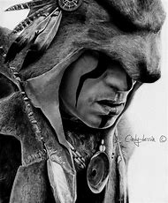 Best Native American Drawings Ideas And Images On Bing