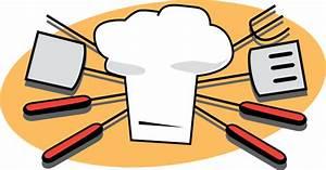 Barbecue Utensils Clip Art at Clker.com - vector clip art ...