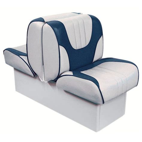 Back To Back Boat Seat Covers by Best 25 Boat Seats Ideas On Pontoon Boat
