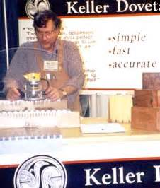 See the Keller dovetail jigs at these woodworking trade shows