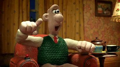 Aardman Cartoon Funny Animations Giphy Gifs Character