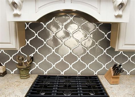 arabesque tile backsplash arabesque tile backsplash unique and vibrant great