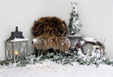 Scandinavian Christmas House
