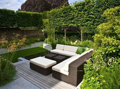 claves  la decoracion de jardines modernos