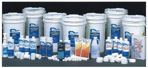 Are Pool Chemicals Useful For Disinfection Of Drinking
