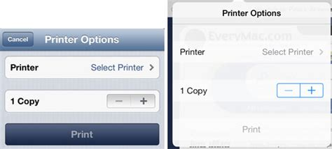 how to set up airprint on iphone airprint activator for 2