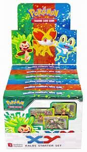 Pokemon Xy Kalos Starter Deck Box Da Card World