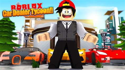 roblox  car dealership tycoon youtube