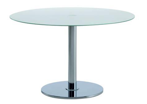 table ronde 90 cm pied central acheter votre table ronde pied central chez simeuble