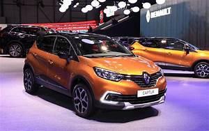 Renault Captur 2017 Prix : le nouveau renault captur restyl nouveaut s 2017 ~ Gottalentnigeria.com Avis de Voitures