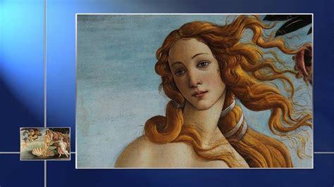 Boticcelli- El Nacimiento De Venus (colección Obras