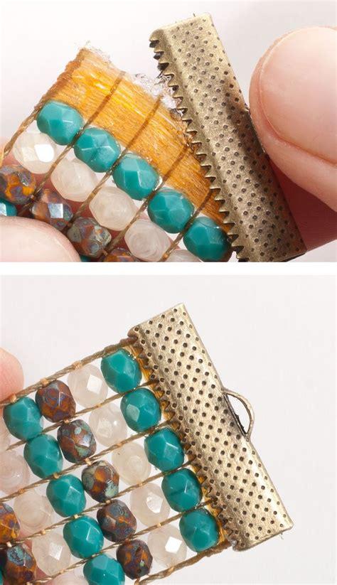 bead loom designs best seed bead jewelry 2017 finish loom beadwork selvage