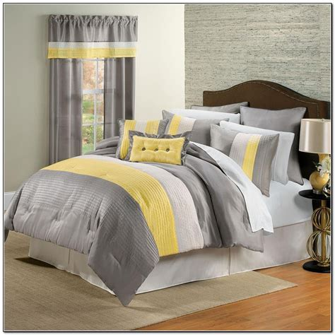 target grey comforter yellow and gray bedding target beds home design ideas