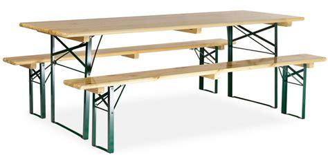 Table Avec Banc En Bois by Table Avec Banc En Bois 220x80 Cm Pi 232 Tement Corni 232 Re