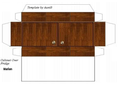 kitchen cabinet templates free 114 best images about dolls house printables kitchens 5827